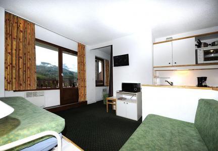 Location au ski Appartement 2 pièces 4 personnes (715) - Residence Necou - Les Menuires - Banquette
