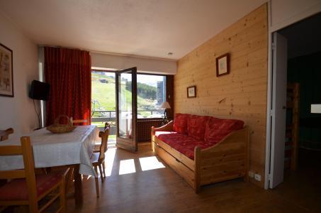 Location au ski Appartement 2 pièces 5 personnes (43) - Résidence Oisans - Les Menuires - Appartement