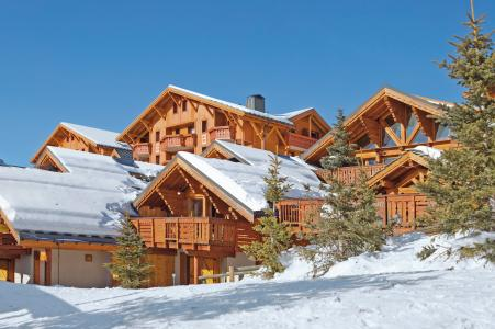 Rental Les Menuires : Résidence P&V Premium les Alpages de Reberty winter