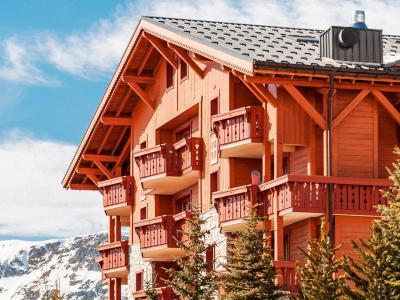 Location au ski Résidence P&V Premium les Alpages de Reberty - Les Menuires