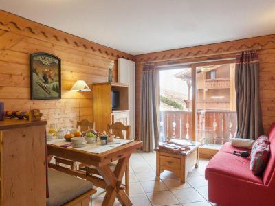 Location au ski Appartement 2 pièces 4-6 personnes - Résidence P&V Premium les Alpages de Reberty - Les Menuires