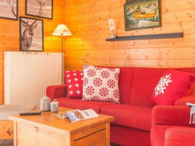 Location au ski Appartement 3 pièces 6 personnes (Supérieur) - Résidence P&V Premium les Alpages de Reberty - Les Menuires