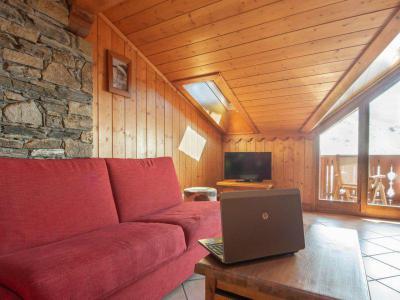 Location au ski Appartement 4 pièces mezzanine 8 personnes (Exception) - Résidence P&V Premium les Alpages de Reberty - Les Menuires
