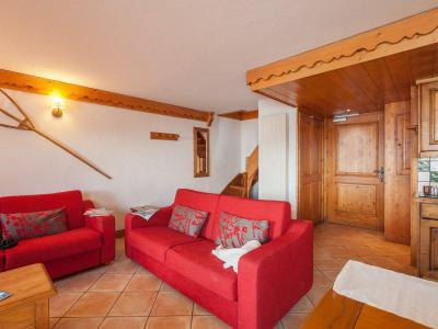 Location au ski Appartement duplex 5 pièces 8-10 personnes - Résidence P&V Premium les Alpages de Reberty - Les Menuires
