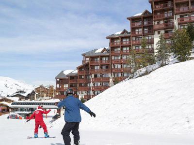 Location Résidence Pierre et Vacances les Valmonts hiver