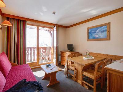 Location au ski Appartement 2 pièces 4 personnes - Résidence Pierre et Vacances les Valmonts - Les Menuires