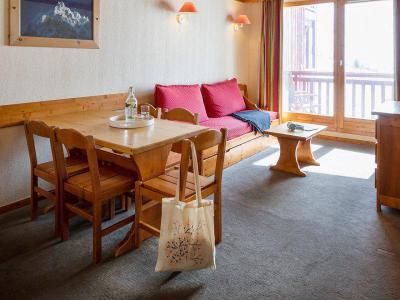 Location au ski Appartement 3 pièces 6 personnes - Résidence Pierre et Vacances les Valmonts - Les Menuires