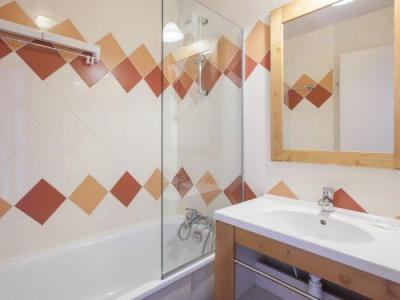 Rent in ski resort Résidence Pierre & Vacances les Combes - Les Menuires - Bathroom