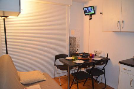 Location au ski Studio 2 personnes (301) - Residence Sarvan - Les Menuires - Séjour