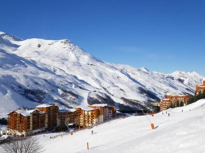 Location au ski Résidence Ski Soleil - Les Menuires