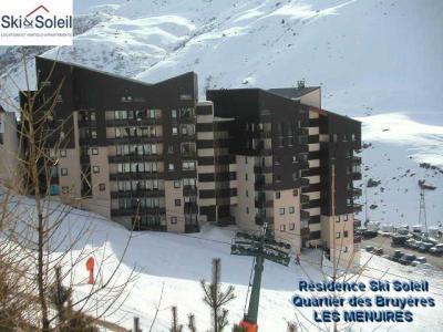 Location Les Menuires : Résidence Ski Soleil I hiver