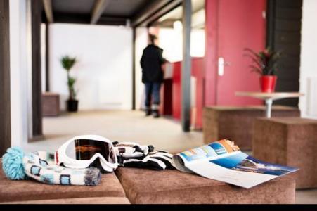 Location au ski Residence Soleil Vacances Les Menuires - Les Menuires - Réception