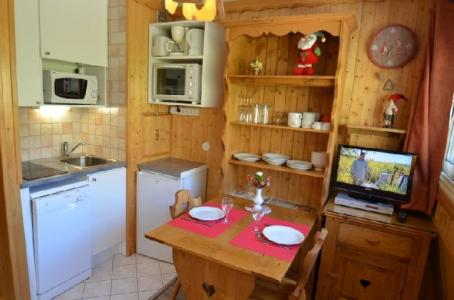 Location au ski Studio 2 personnes (1539) - Residence Tougnette - Les Menuires