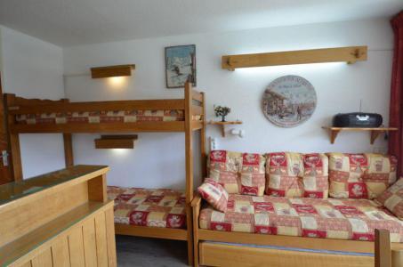 Location au ski Studio 3 personnes (415) - Résidence Tougnette - Les Menuires