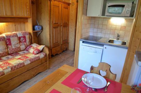 Location au ski Studio 2 personnes (1539) - Résidence Tougnette - Les Menuires - Appartement