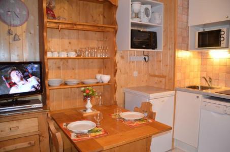 Location au ski Studio 2 personnes (1537) - Residence Trois Marches - Les Menuires