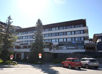 Alquiler al esquí Résidence Vanoise - Les Menuires
