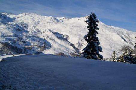 Location au ski Studio 4 personnes (13) - Résidence Vanoise - Les Menuires