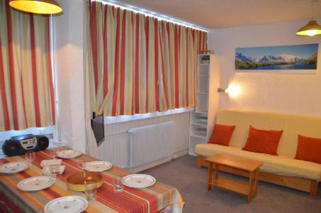 Location au ski Studio 4 personnes (13) - Résidence Vanoise - Les Menuires - Appartement