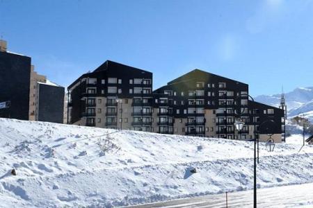Location Les Menuires : Résidence Villaret hiver