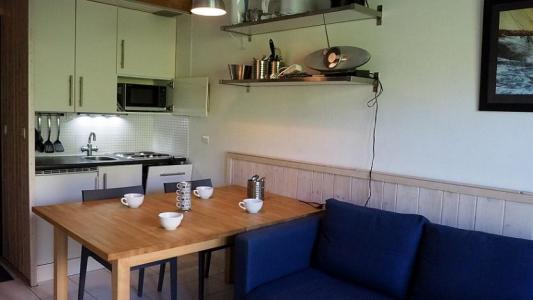 Location au ski Studio cabine 4 personnes (120) - Residence Villaret - Les Menuires - Lits superposés