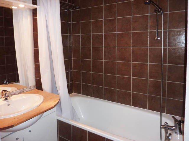 Location au ski Appartement 2 pièces 4 personnes (802) - La Residence Le Bois Mean - Les Orres - Balcon