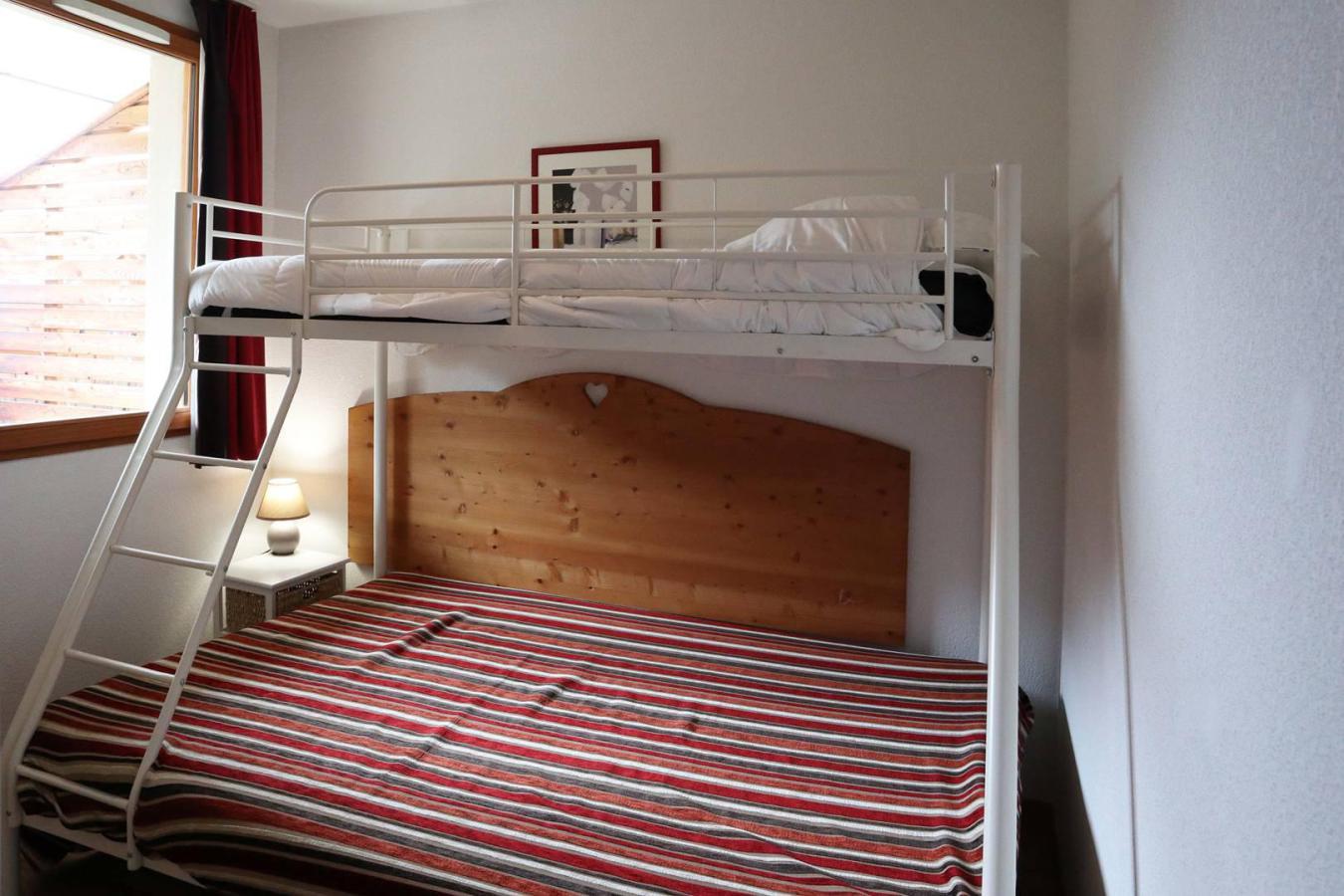 Location au ski Appartement 2 pièces 4 personnes (802) - La Residence Le Bois Mean - Les Orres - Salle de bains