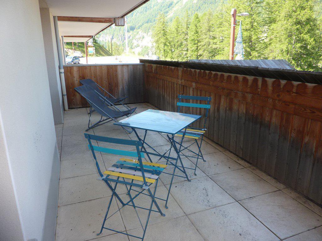 Location au ski Appartement 2 pièces 4 personnes (802) - La Residence Le Bois Mean - Les Orres - Plan