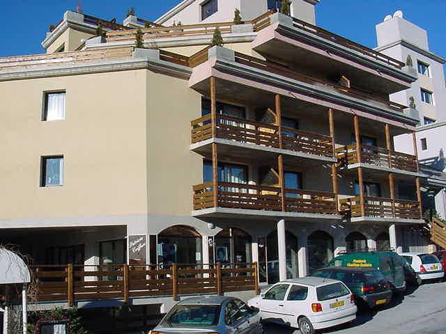 Location au ski Studio 2 personnes (20) - Residence Campanules - Les Orres