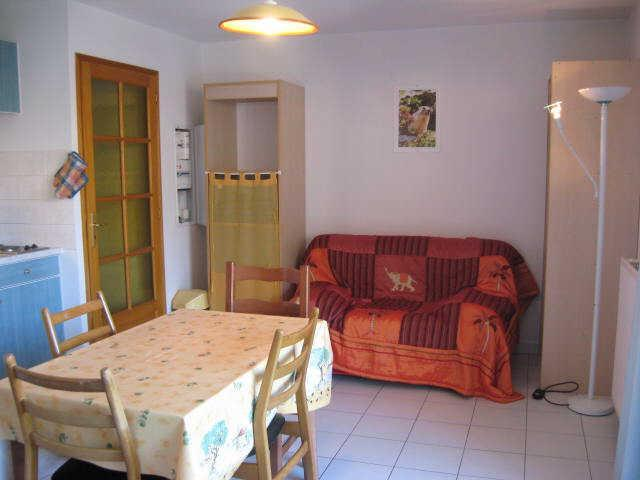 Location au ski Studio 2 personnes (17) - Residence Campanules - Les Orres