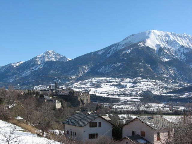 Location au ski Studio cabine 4 personnes (20) - Residence Campanules - Les Orres - Extérieur hiver