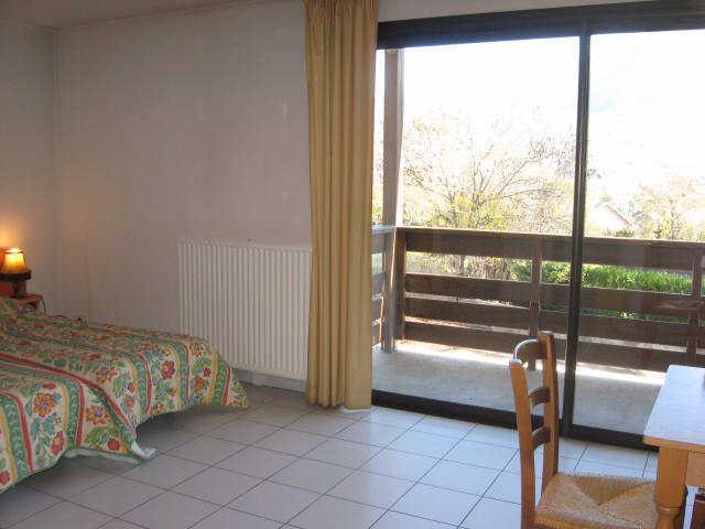 Location au ski Studio 2 personnes (11) - Residence Campanules - Les Orres - Chambre