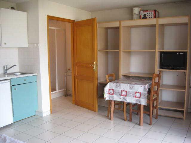 Location au ski Studio 2 personnes (20) - Residence Campanules - Les Orres - Kitchenette