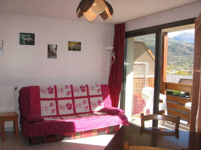 Location au ski Studio cabine 4 personnes (14) - Residence Campanules - Les Orres - Clic-clac