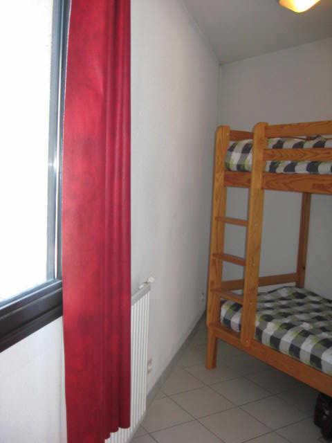 Location au ski Studio cabine 4 personnes (14) - Residence Campanules - Les Orres - Lits superposés