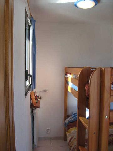 Location au ski Studio cabine 4 personnes (20) - Residence Campanules - Les Orres - Lits superposés