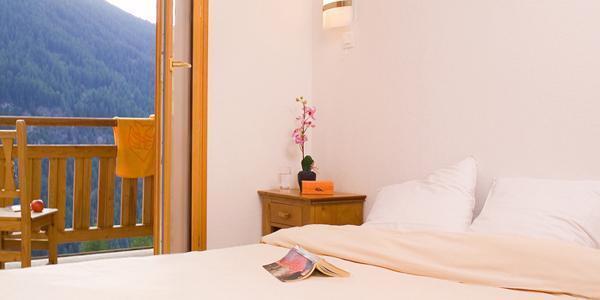 Location au ski Residence Le Balcon Des Airelles - Les Orres - Chambre