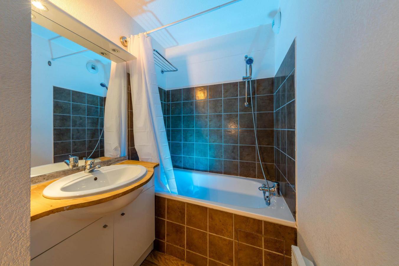Location au ski Residence Le Bois Mean - Les Orres - Salle de bains