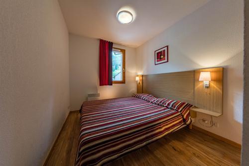 Location au ski Residence Le Bois Mean - Les Orres - Lit double