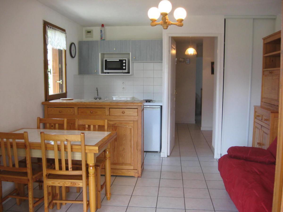 Location au ski Appartement 2 pièces 4 personnes (201) - Residence Les Pommiers - Les Orres