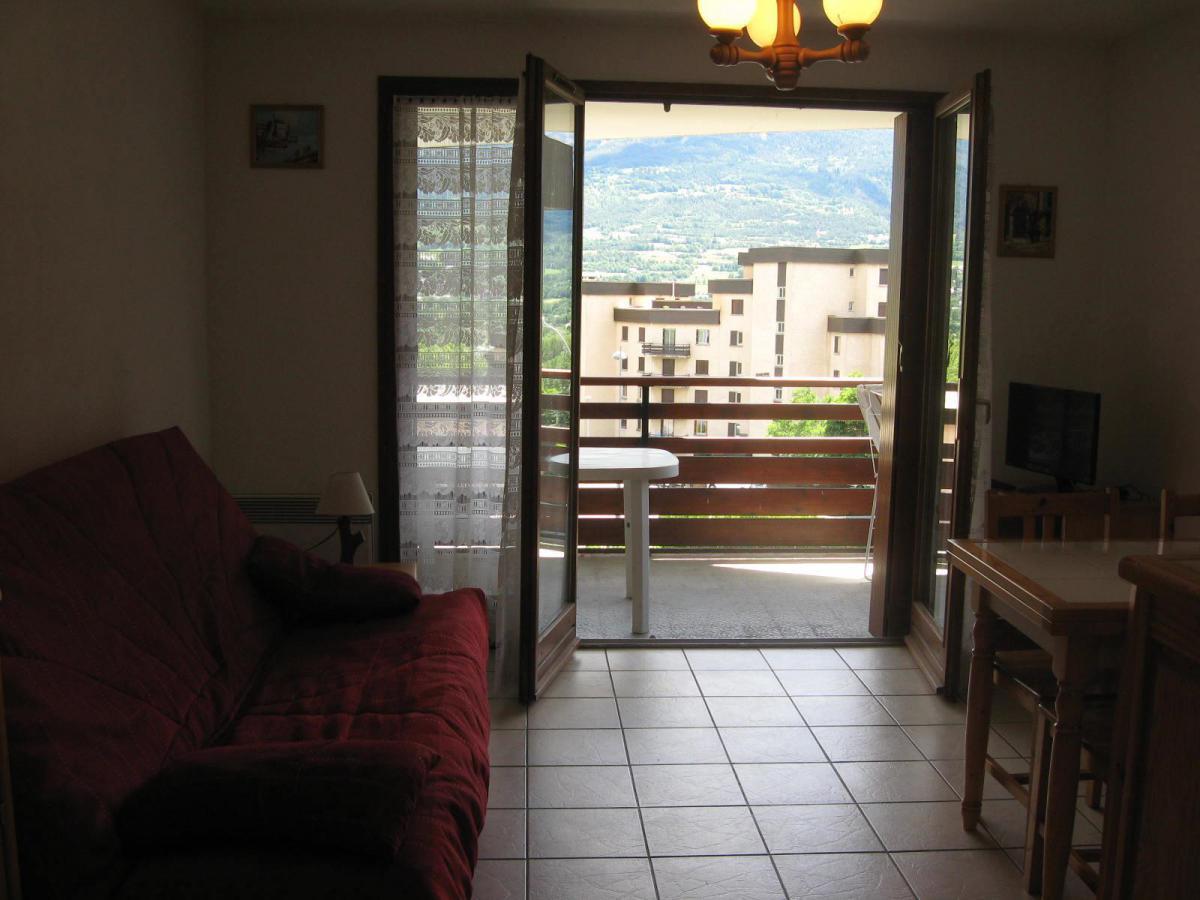 Location au ski Appartement 2 pièces 4 personnes (201) - Residence Les Pommiers - Les Orres - Fenêtre