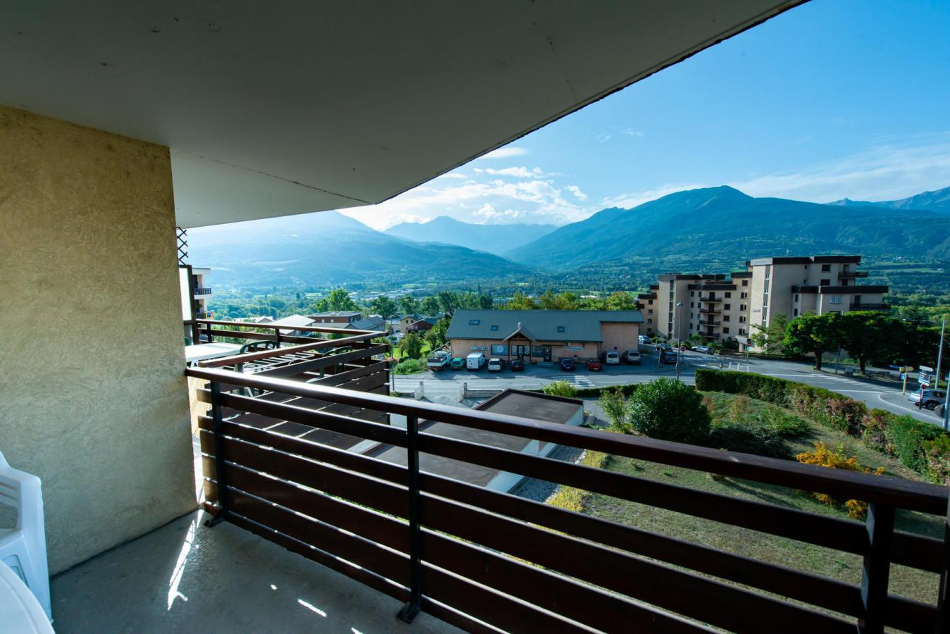 Location au ski Appartement 2 pièces 4 personnes (201) - Residence Les Pommiers - Les Orres - Lit double