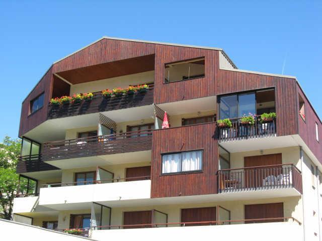 Location au ski Appartement 2 pièces 4 personnes (621) - Residence Les Pommiers - Les Orres - Baignoire