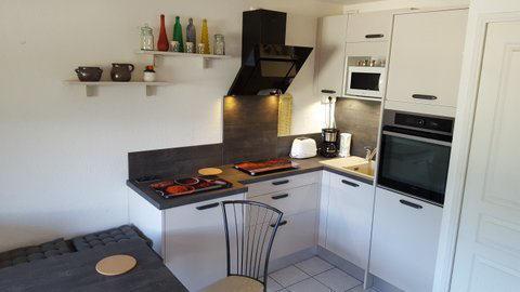 Location au ski Appartement 2 pièces 4 personnes (621) - Residence Les Pommiers - Les Orres - Kitchenette