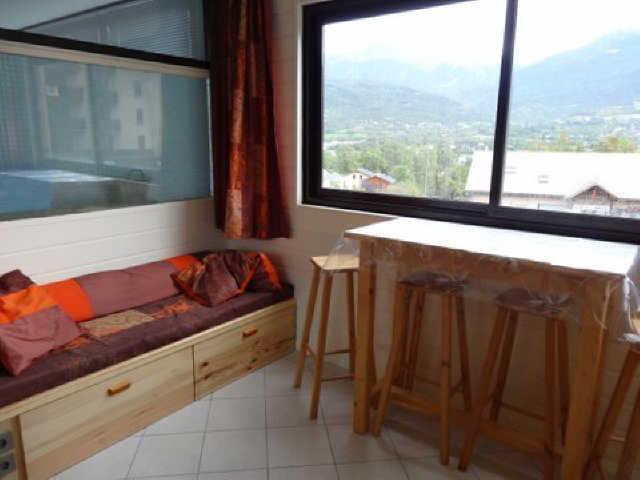 Location au ski Appartement 2 pièces 4 personnes (621) - Residence Les Pommiers - Les Orres - Lit double