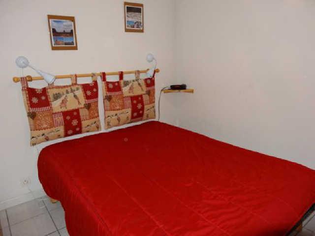 Location au ski Appartement 2 pièces 4 personnes (621) - Residence Les Pommiers - Les Orres - Table