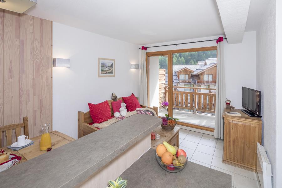 Location au ski L'Ecrin des Orres - Les Orres - Appartement