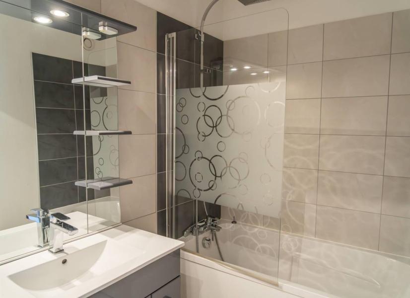Wakacje w górach La Résidence le Belvédère - Les Orres - Zima na zewnątrz