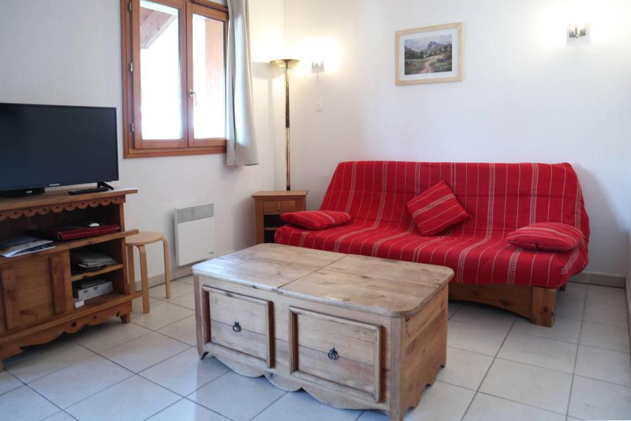 Location au ski Appartement duplex 3 pièces 8 personnes (494) - Résidence l'Ecrin des Orres - Les Orres - Canapé-lit
