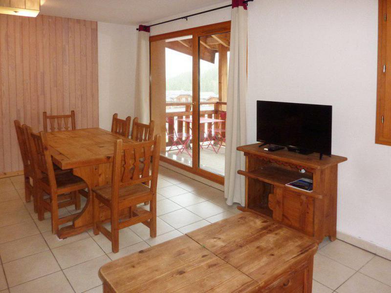 Location au ski Appartement duplex 3 pièces 8 personnes (494) - Résidence l'Ecrin des Orres - Les Orres - Séjour